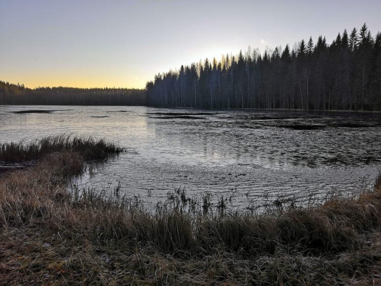 Ylöjärvi Pengonpohja Kalliojärvenranta etelään
