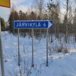 Ulvila Tammilehto opaste Järvikylä