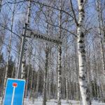Pyykkisentie - Ylöjärvi Peksan pelto